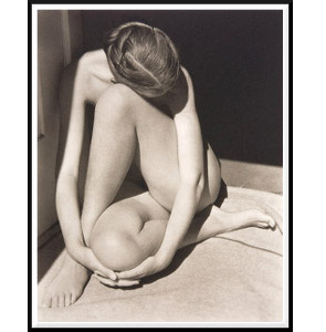 Nude (Charis, Santa Monica), 1906 - Edward Weston (1886-1958)